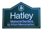 Hatley Memorial Gardens Logo