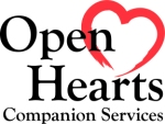 Open Hearts Companion Services Logo